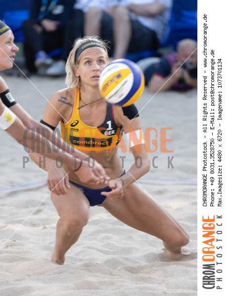 Laura Ludwig And Margareta Kozuch At The Beach Volleyball World Championships In Hamburg 1073701134 Jpg Author Marc Heiligenstein Picture Id 1073701134 Jpg Use Rights Editorial Resolution 4480 X 6720 Exclusivity Yes Request For Licensing